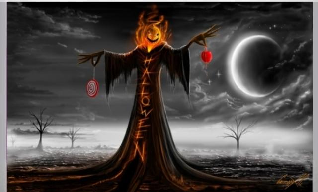 Хеллоуін або Відьомська ніч