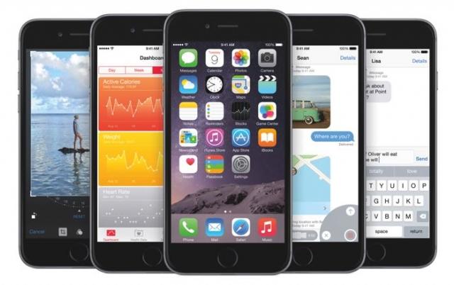 Ожидается, что Apple выпустит обновление</a> iOS 8.2 в марте