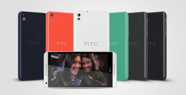 HTC DESIRE 820 - новый стандарт среднего ценового сегмента