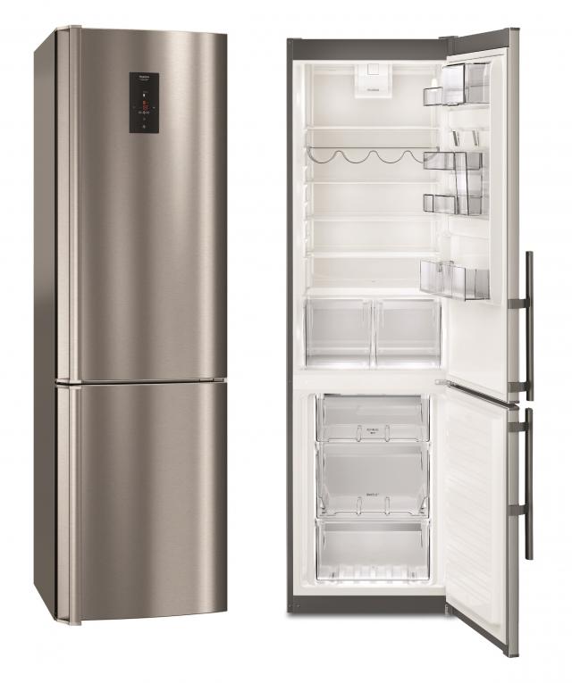 Холодильники Electrolux СustomFlex: полный контроль