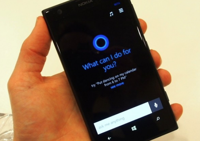 Microsoft показала принцип работы голосового помощника Cortana
