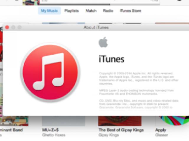 Apple выпустила iTunes 12 Beta для новой OS X Yosemite