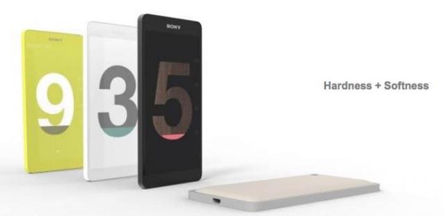Первый взгляд на Sony Xperia Z4: официальные фото