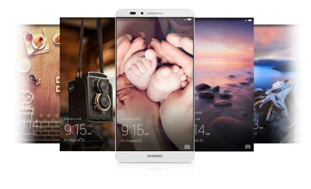 Новая графическая оболочка Huawei Emotion UI 3.0