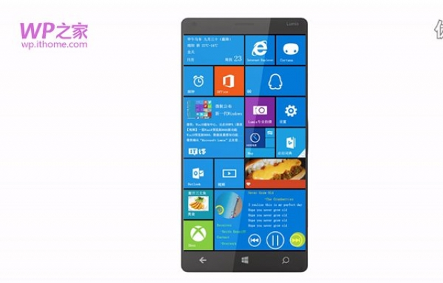 Смартфон моей мечты: Microsoft Lumia 1030 на Windows 10