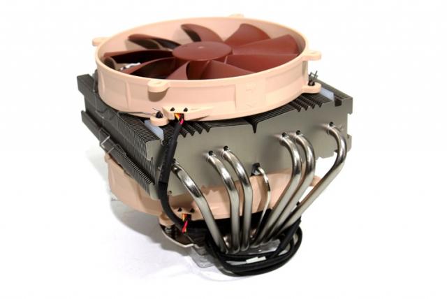 Обзор кулера для процессора Noctua NH C14