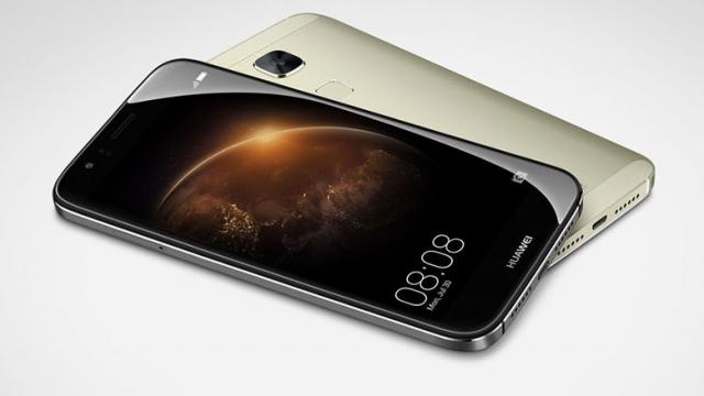 Huawei анонсировали смартфон G8, солидного середняка с фокусом на фотографии