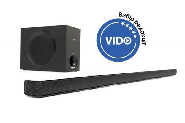 Огляд звукової панелі Philips HTL7140b/12: звук, що не залишає байдужим