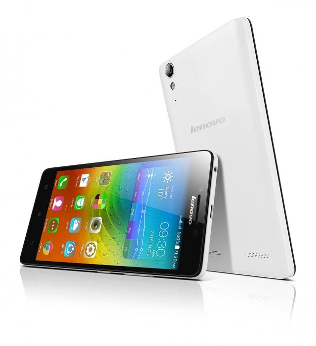 Смартфон Lenovo A6000 с поддержкой двух SIM-карт