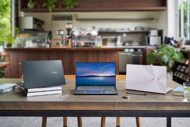 ASUS представив ноутбуки на базі процесорів Intel Core 11-го покоління та перший ноутбук на основі платформи Intel Evo