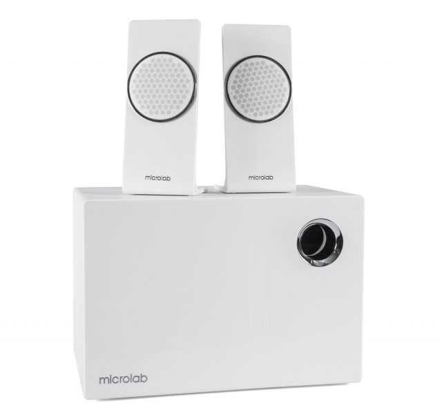 Огляд акустичної системи Microlab M-660: компактна і гучна