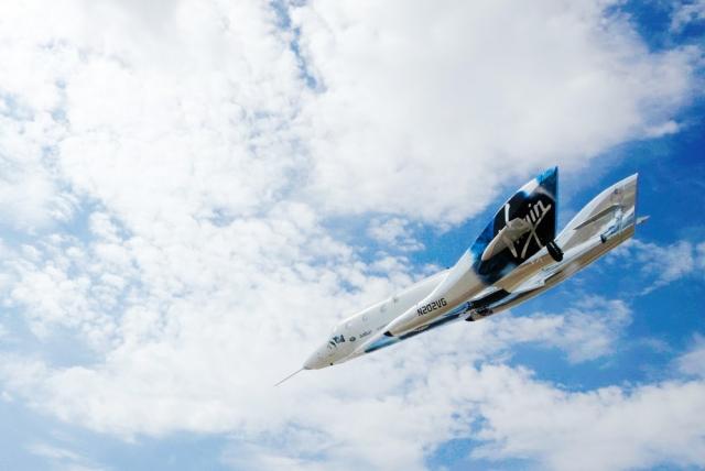 Virgin Galactic завершила перший етап випробувань туристичного космічного корабля