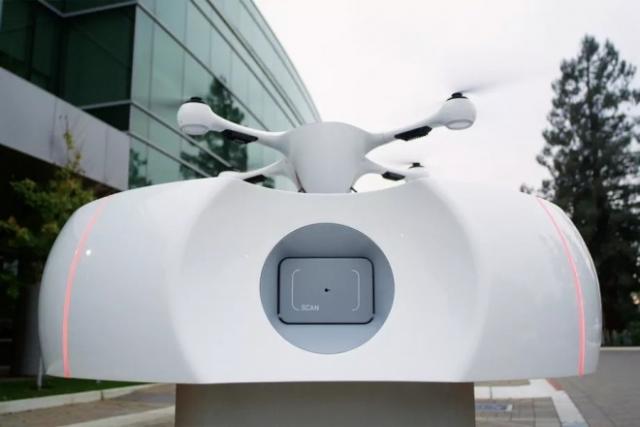 У Швейцарії запускають мережу «медичних» дронів