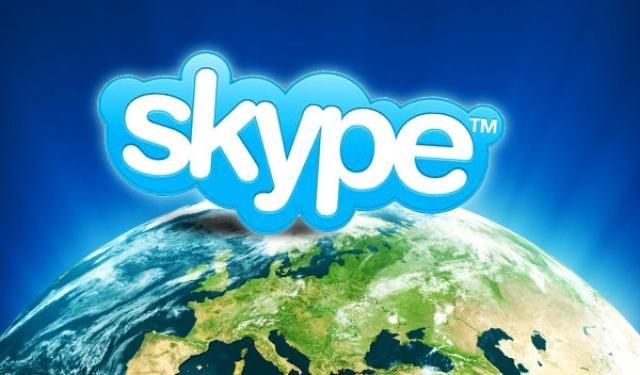 Треть международных звонков совершается через Skype