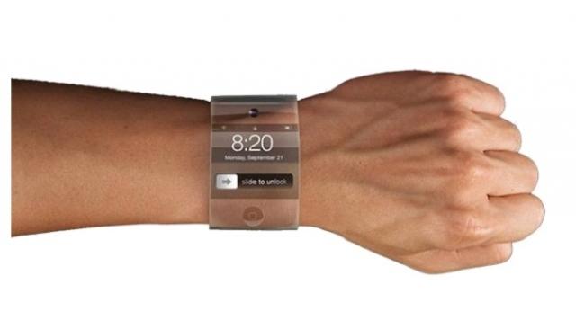 Очередной патент рассекретил iWatch-планы Apple