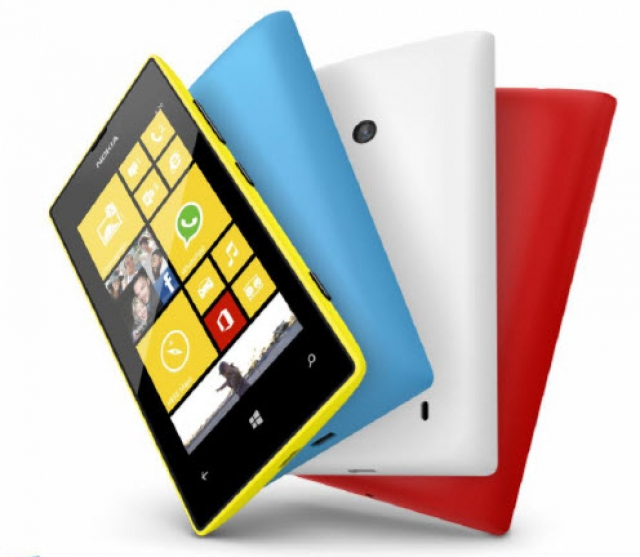 MWC 2013: Nokia Lumia 520 – Windows-фон по доступной цене