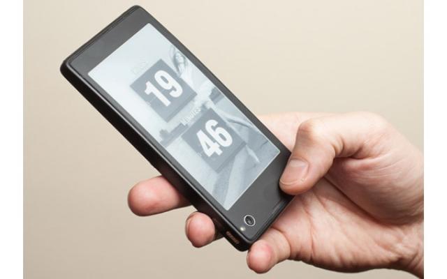 Черно-белые смартфоны на базе Android