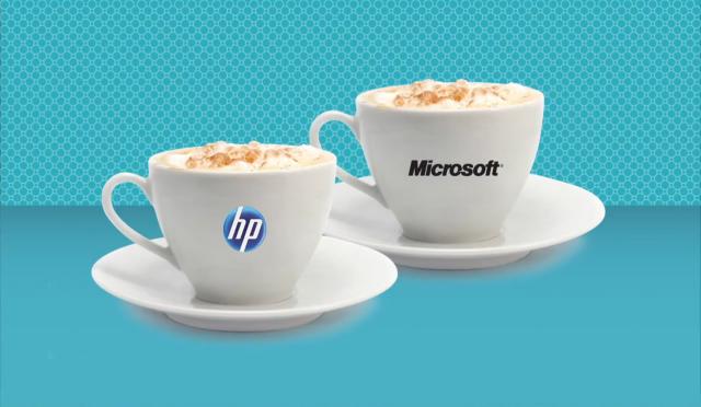 Различия между лицензиями HP OEM и Microsoft Channel OEM