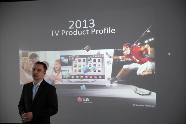 В Украине представлена новая аудио, видео и бытовая техника LG Electronics