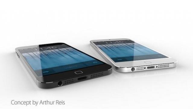 iPhone 6 станет первым смартфоном Apple, распознающим отпечатки пальцев