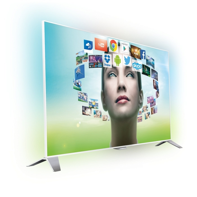 Обзор телевизоров Philips 8 серии 2014