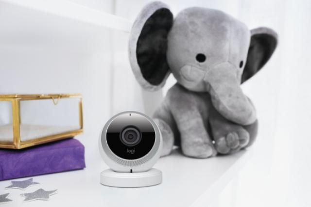 Домашняя камера Logi Circle: не упустите ничего важного