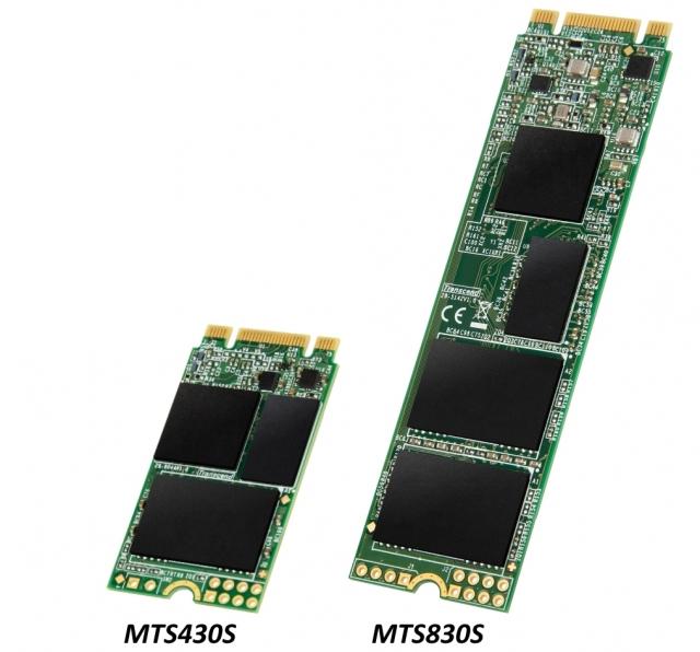 Нові твердотільні M.2-накопичувачі Transcend для портативних пристроїв