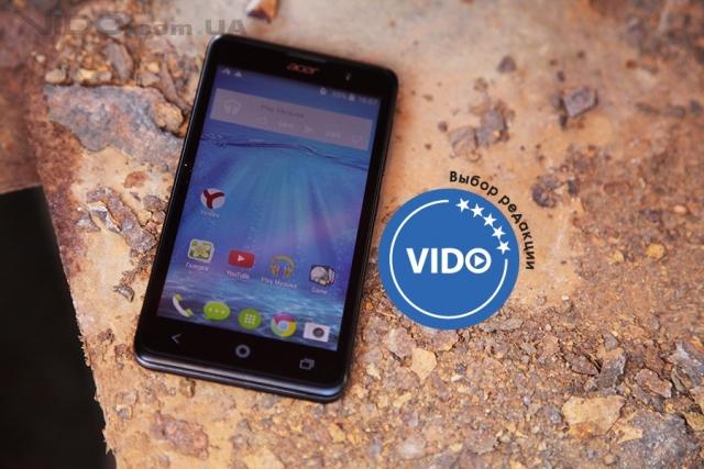 Обзор смартфона Acer Liquid Z520: производительный и доступный!