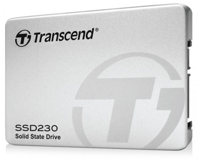 Твердотельные накопители Transcend SSD230S емкостью 256 и 512 ГБ