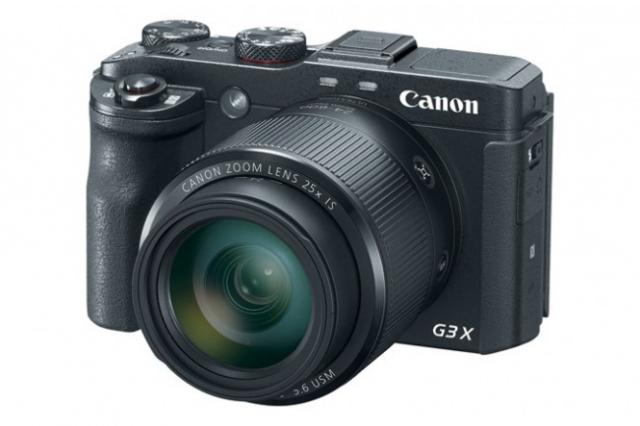 Максимальный ультразум: Canon представляет камеру PowerShot G3 X