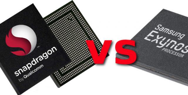 Samsung показала, что лучше процессора Snapdragon 805