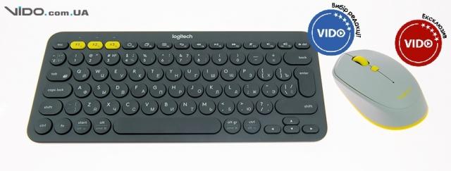 Огляд універсальної Bluetooth-клавіатури Logitech K380 Multi-Device: мультиплатформеність та компактність