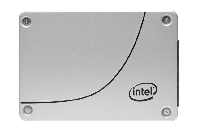 Новые твердотельные накопители Intel на базе технологии 3D NAND