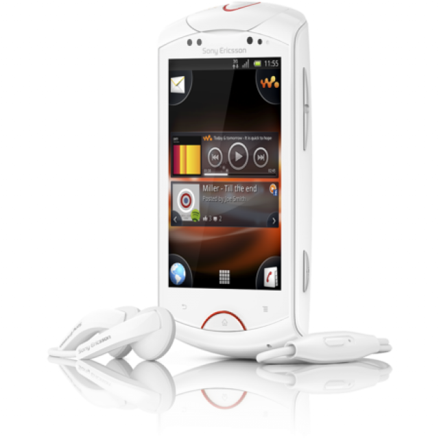 Смартфон Sony Ericsson Walkman