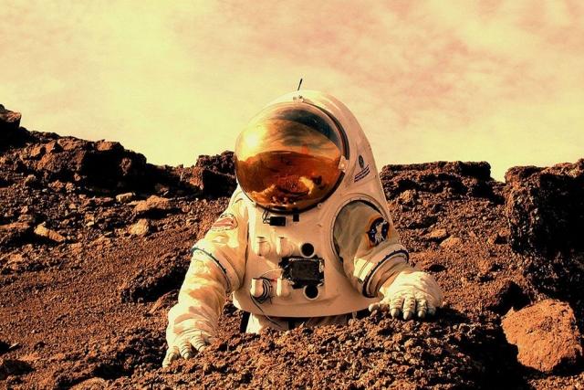 Нові можливості для космонавтів завдяки …взуттю з технологією віртуальної реальності