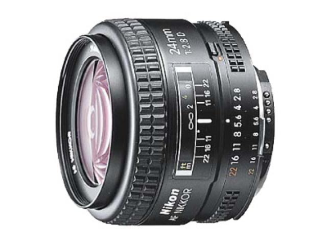 Nikon патентует сменный объектив