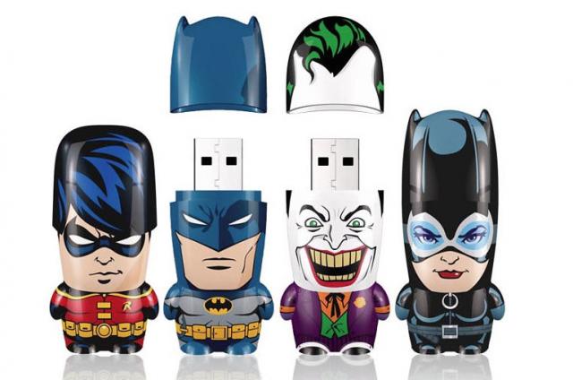 Обзор веселых USB-флешек на подарок