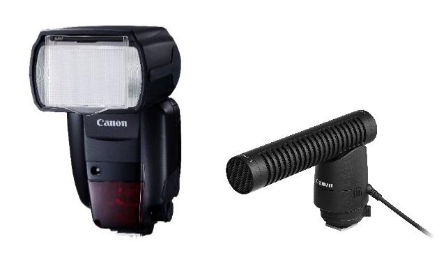 Новые аксессуары Canon EOS