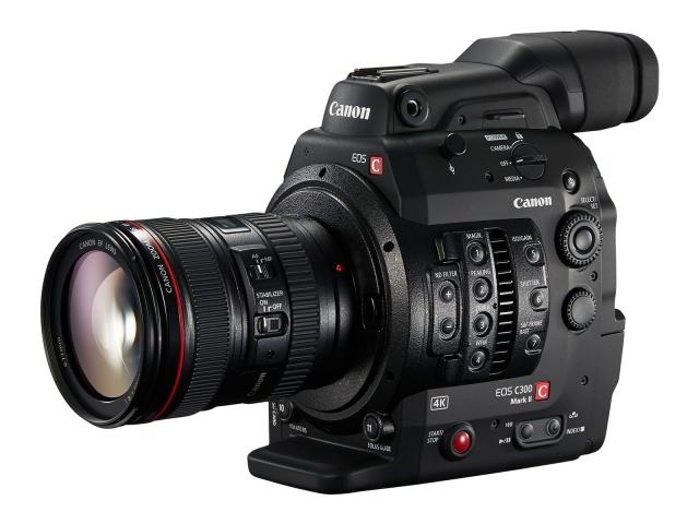 Видеокамера EOS C300 Mark II