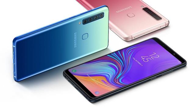 Старт продажів в Україні Samsung Galaxy A9