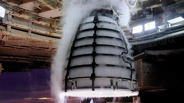 НАСА протестировали «Феррари ракетных двигателей»
