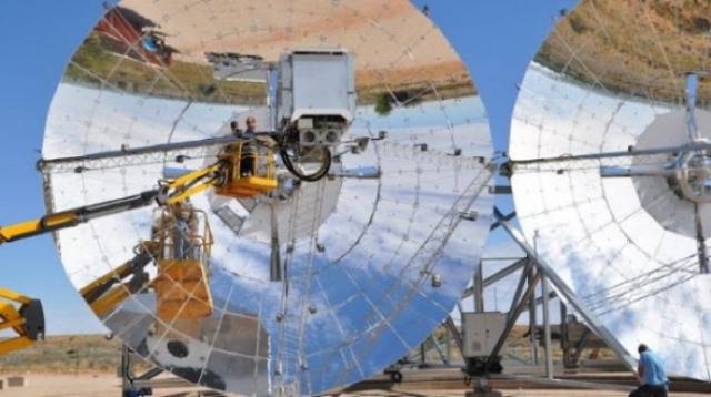 Самая эффективная солнечная панель работает с двигателем 1816 года