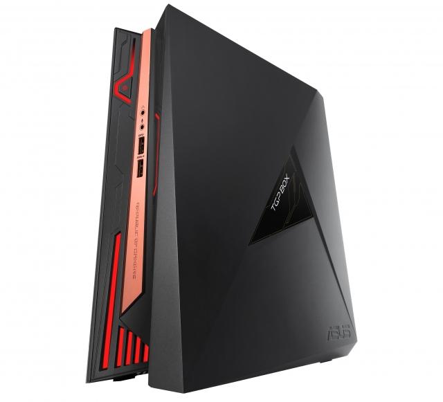Новий ультракомпактний ігровий комп'ютер ASUS ROG GR8 II в Україні