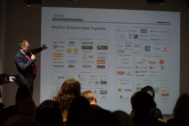 Проект USAID «Трансформація фінансового сектору» та UNIT.City презентували перше дослідження ФінТех-сектору в Україні