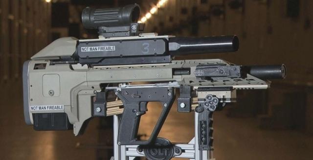 Канадские вооруженные силы продемонстрировали новое «умное» оружие