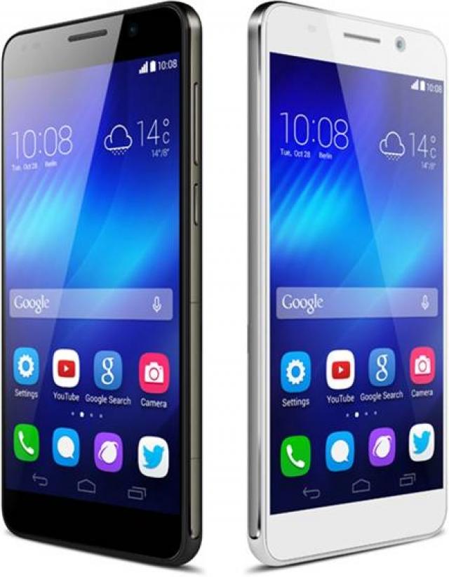На рынок Украины выходит первый смартфон нового бренда Honor