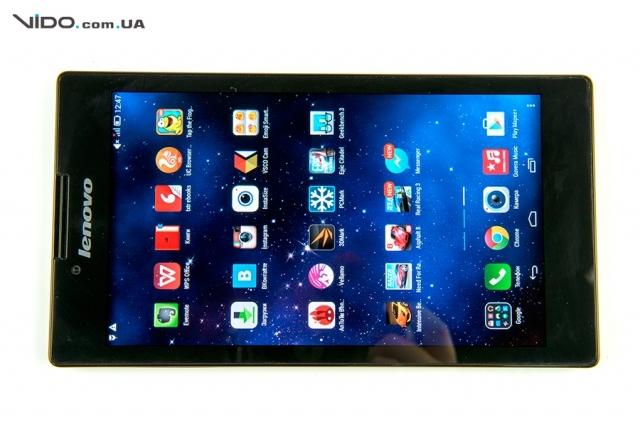 Обзор планшета Lenovo Tab2 A7-10