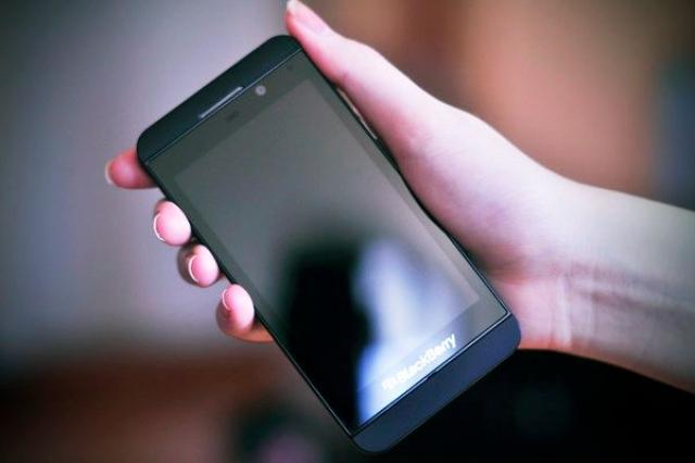 Первый квартал BlackBerry в новом году – лучше, чем ожидалось!