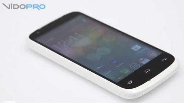 Gigabyte Gsmart Megatron GS202: доступный Android-смартфон без слабых мест