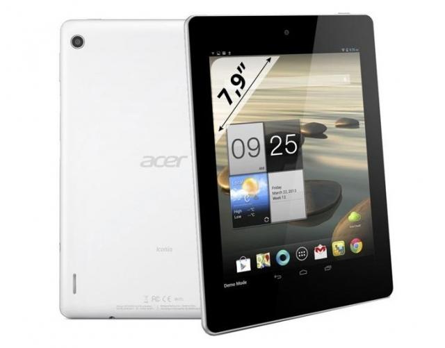 Acer Iconia A1-810 – новый конкурент iPad Mini